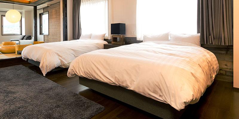 シモンズ製ベッド イメージ